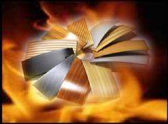 fire retardant laminates